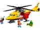 Set No: 60179  Name: Ambulance Helicopter