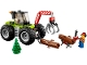 Set No: 60181  Name: Forest Tractor