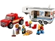 Set No: 60182  Name: Pickup & Caravan
