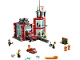 Set No: 60215  Name: Fire Station