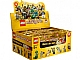 Set No: 6029138  Name: Minifigure Series 10 (Box of 60)