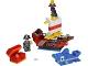 Set No: 6192  Name: Pirates Building Set