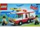 Set No: 6440  Name: Jetport Fire Squad