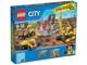 Set No: 66521  Name: City Super Pack 3 in 1 (60073, 60074, 60076)