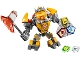 Set No: 70365  Name: Battle Suit Axl