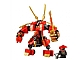 Set No: 70500  Name: Kai's Fire Mech