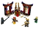 Set No: 70651  Name: Throne Room Showdown