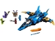 Set No: 70668  Name: Jay's Storm Fighter