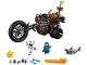 Set No: 70834  Name: MetalBeard's Heavy Metal Motor Trike!