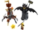 Set No: 70836  Name: Battle-Ready Batman and MetalBeard