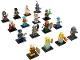 Set No: 71000  Name: Minifigure, Series 9 (Complete Series of 16 Complete Minifigure Sets)