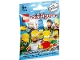 Set No: 71005  Name: Minifigure, The Simpsons, Series 1 (Complete Random Set of 1 Minifigure)