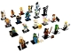 Set No: 71019  Name: Minifigure, The LEGO Ninjago Movie (Complete Series of 20 Complete Minifigure Sets)