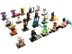 Set No: 71020  Name: Minifigure, The LEGO Batman Movie, Series 2 (Complete Series of 20 Complete Minifigure Sets)