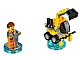 Set No: 71212  Name: Fun Pack - The LEGO Movie (Emmet and Emmet's Excavator)