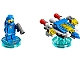 Set No: 71214  Name: Fun Pack - The LEGO Movie (Benny and Benny's Spaceship)
