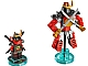 Set No: 71216  Name: Fun Pack - Ninjago Nya and Samurai Mech