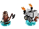 Set No: 71220  Name: Fun Pack - The Lord of the Rings Gimli and Axe Chariot