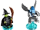 Set No: 71221  Name: Lego Dimensions Fun Pack - The Wizard of Oz Wicked Witch and Winged Monkey