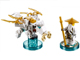 Set No: 71234  Name: Lego Dimensions Fun Pack - Ninjago Sensei Wu and Flying White Dragon