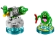 Set No: 71241  Name: Fun Pack - Ghostbusters Slimer and Slime Shooter