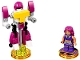 Set No: 71287  Name: Fun Pack - Teen Titans Go! (Starfire and Titan Robot)