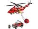 Set No: 7206  Name: Fire Helicopter