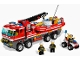 Set No: 7213  Name: Off-Road Fire Truck & Fireboat