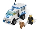 Set No: 7285  Name: Police Dog Unit