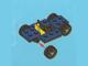 Set No: 7553  Name: Advent Calendar 2011, City (Day 15) Police Car Base
