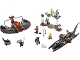 Set No: 76027  Name: Black Manta Deep Sea Strike