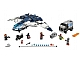 Set No: 76032  Name: The Avengers Quinjet City Chase