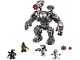Set No: 76124  Name: War Machine Buster