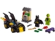 Set No: 76137  Name: Batman vs. The Riddler Robbery