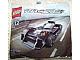 Set No: 7802  Name: Le Mans Racer polybag