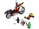 Set No: 79101  Name: Shredder's Dragon Bike