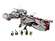 Set No: 7964  Name: Republic Frigate