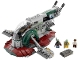 Set No: 8097  Name: Slave I (3rd edition)