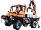 Set No: 8110  Name: Mercedes-Benz Unimog U 400