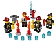 Set No: 850618  Name: City Fire Accessory Set