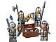 Set No: 850888  Name: Castle Knights Accessory Set