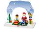 Set No: 850939  Name: Santa Set