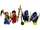 Set No: 851342  Name: Ninja Army Building Set