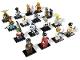 Set No: 8804  Name: Minifigure, Series 4 (Complete Series of 16 Complete Minifigure Sets)