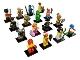 Set No: 8805  Name: Minifigure, Series 5 (Complete Series of 16 Complete Minifigure Sets)