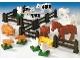 Set No: 9174  Name: Duplo Farm Animals