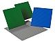 Set No: 9286  Name: Large Lego Baseplates (Large Building Plates)