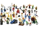 Set No: 9348  Name: Community Minifigures