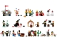 Set No: 9349  Name: Fairytale and Historic Minifigures