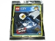 Lot ID: 170371234  Set No: 951904  Name: Police Officer with Jetpack foil pack